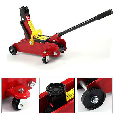 2 Ton Trolley Jack Stand Hydraulic Lift Car Van Jeep Lifting 2 Tonne Floor Jack