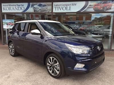 2017 17 Ssangyong Tivoli 1.6 Elx Auto Style Pack