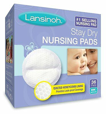 Lansinoh Ultra Soft Nursing Pads 36 ct