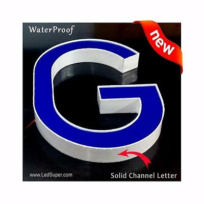 """Channel-Letter 36 """" - WaterProof -  DUST PROOF - Custom Made- Any size"""