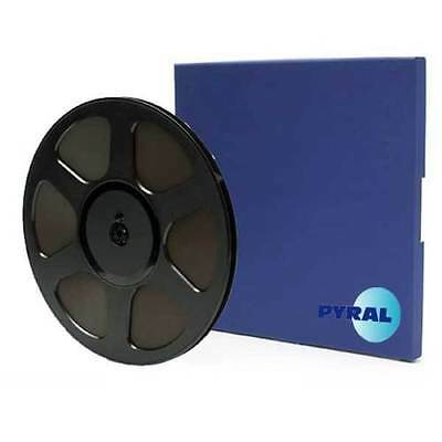 New 1/4'' RTM (BASF) SM911 tape 762m, 2500ft with plastic 10.5'' reel in box