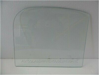 HOLDEN FJ FX - 1953 to 1956 - UTE - RIGHT FRONT DOOR GLASS - CLEAR - NEW