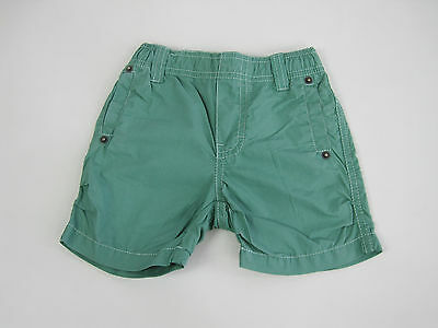 Timberland Baby Elastic Waist Shorts size 6 months Colour Green T04451