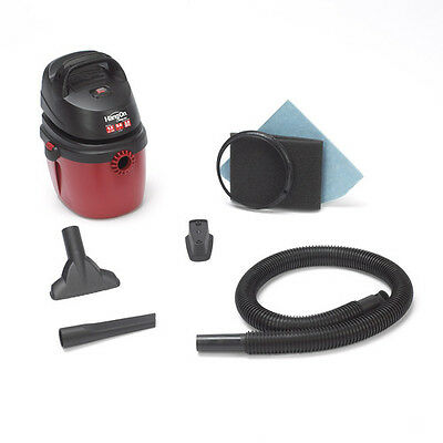 Shop-Vac 1.5 Gallon 2.0 Peak HP Hang On Wet/Dry Vacuum 2030100 NEW