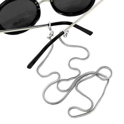 Glasses Strap Chain Neck Cord Lanyards Reading Spectacles Sunglasses Silver