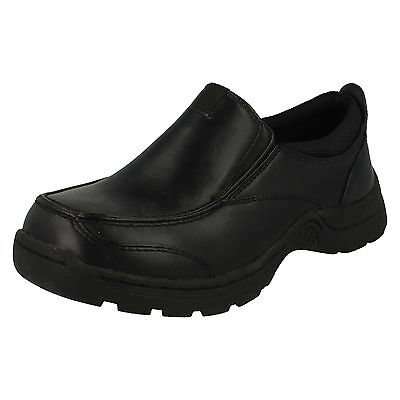 Wholesale Boys School Shoes 18 Pairs Sizes 10-3  N1088