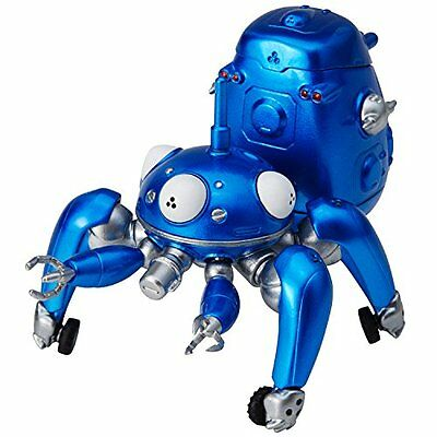Ghost in the Shell S.A.C. Tachikoma die cast collection 01 Tachikoma Blue no...
