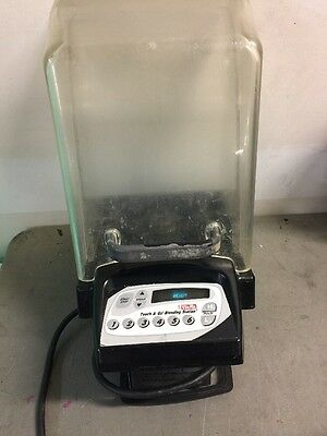Vitamix Touch And Go Blending Station In Counter Model Used