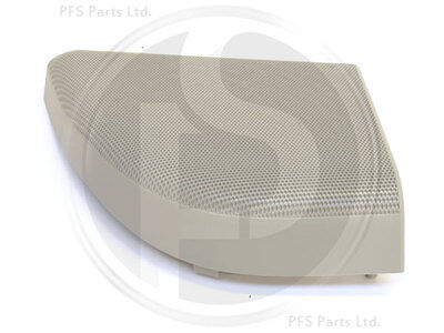Mercedes C Class 2001-2009 (Coupe) Speaker Grille (Left Hand) Alpaca Grey