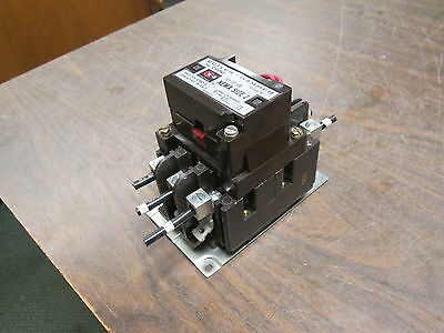 Cutler-Hammer Size 2 Contactor C10DN3 120V Coil 45A Used