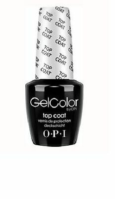 Opi Gelcolor Top Coat!! Gel Polish