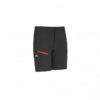 Mil. red mountain stretch short noir homme