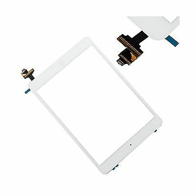 Mimi Replacement Screen for White iPad Mini Touch Screen Digitizer IC Chip Ho...