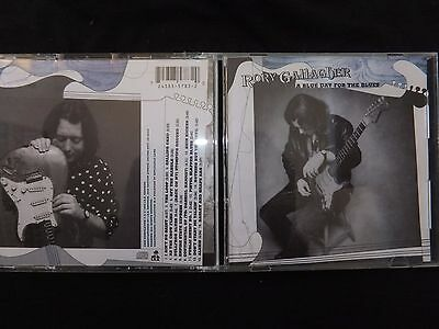 Cd Rory Gallagher / A Blue Day For The Blues / Rare /