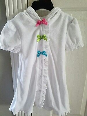 NEW! Wave Zone Swimsuit Cover Up, Size 3T, Girls/Toddler, Beach/Pool. MUST SEE!