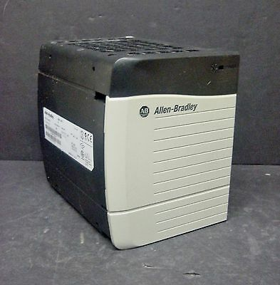 1756-PA72 Ser C ControlLogix Allen Bradley Rack Chassis Power Supply AC PLC QTY