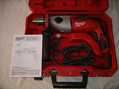 Milwaukee 1/2 in. Heavy-Duty Hammer Drill  Model 5380-21