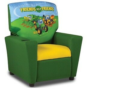 John Deere Johnny Tractor Kids Recliner LP53476