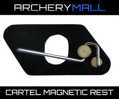 Cartel X-Pert Magnetic Arrow Rest Right Handed