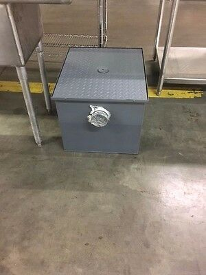 Zurn 50 Lbs. Grease Interceptor Trap   #11429