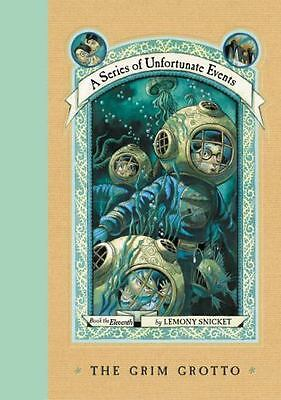 NEW - The Grim Grotto (A Series of Unfortunate Events, Book 11)