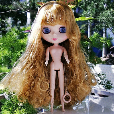 Nude Blyth Dolls DIY Change Collection Doll No Colothes BJD Toy For Girls
