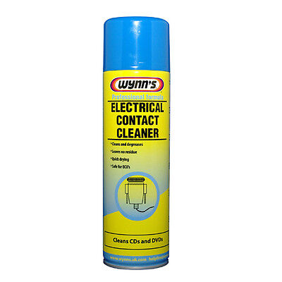 Wynns Electrical Contact Cleaner 500ml 10679
