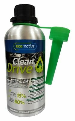 Clean Drive Petrol Diesel Fuel System Treatment Cleaner