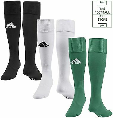 Adidas Santos Football Socks - Training / Team Wear Socks  - Youth / Size 4.5-6