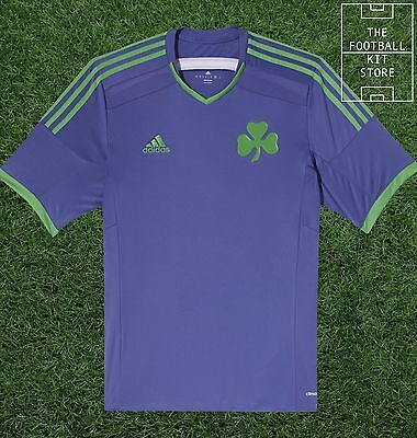 Panathinaikos FC Away Shirt - Official Adidas Rare Football Shirt - Mens