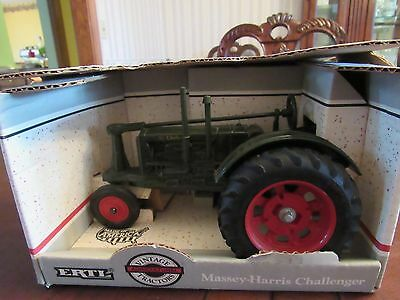 "Ertl ""vintage Agricultural Tractors"" Massey-Harris Challenger Tractor - Nib"