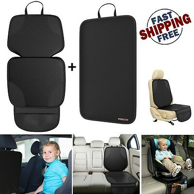 Children Kid Car Back Seat Protector Cover Auto Waterproof Kick Mat Child Baby