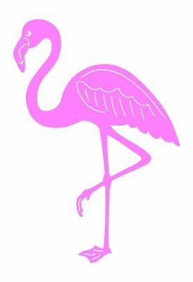 DXF CNC dxf for Plasma Laser Waterjet Flamingo Vector Metal Wall Art Dxf