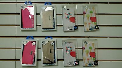 Wholesale Lot of 8 Samsung Galaxy S7 wallet cases in Retail Packs