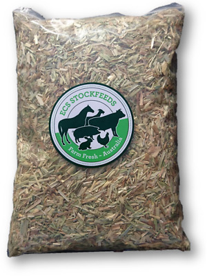 Fine Cut Oaten Hay for Rabbits, Guinea Pigs & Small Animal Food Bedding 2KG