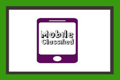 MOBILE CLASSIFIED .COM For Sale! PREMIUM DOMAIN NAME! Aged 1997!  BRANDABLE