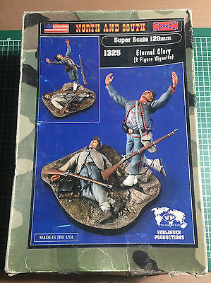 VERLINDEN 1325 - ETERNAL GLORY (2 figure vignette) - 120mm RESIN KIT