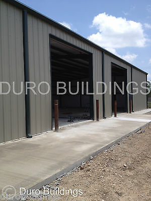 DuroBEAM Steel 40x60x14 Metal Rigid Frame Building Kit Garage Workshops DiRECT
