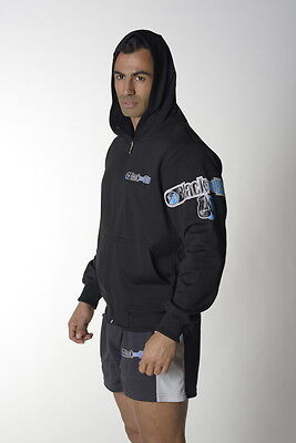 NEW Martial Arts Hooded Jacket - Hoodie, Sweatshirt, Training, Bodybuilding