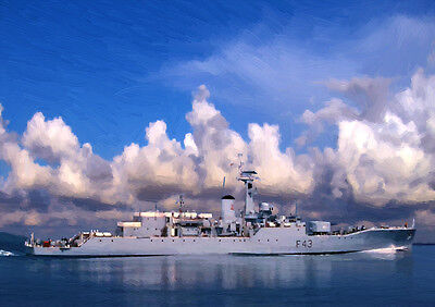 Hms Torquay - Hand Finished, Limited Edition (25)
