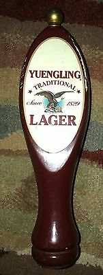 YUENGLING LAGER Beer Tap Handle Bar Pub