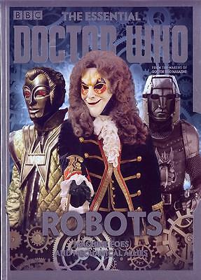 BBC The Essential Doctor Who Bookazine Magazine Issue 13 2017 - Robots