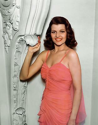 Rita Hayworth 8x10 Photo Pic Picture BEAUTIFUL Must See #4