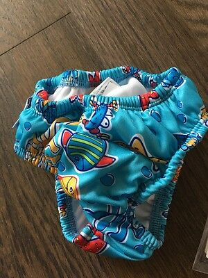Baby Infant Toddler Finis Swim Diaper xL Extra Large 18-24 Months NWT New