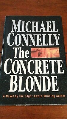 The Concrete Blonde by Michael Connelly ( Hardcover ) 1st edition