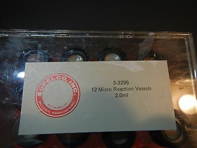 3-3295 2 mL Supelco Reaction Vessels x12