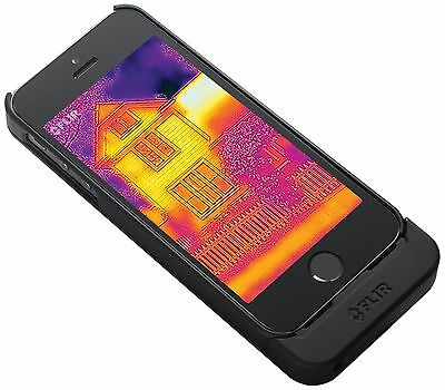 FLIR ONE Thermal Imager Imaging Apple iPhone 5/5s New iOS Camera Night Vision