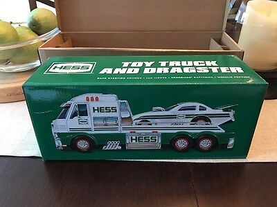 2016 Hess Toy Truck and Dragster Brand New!!! Free Shipping!