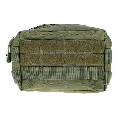 Vintage Outdoor Sport Waterproof Tactical Military EDC Pouch Waist Pack Bag