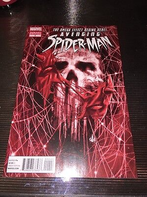 MARVEL COMICS Avenging Spider-Man # 6 NM Marco Checchetto 1:15 Variant EDITION